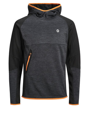 ZIPPED POCKET PERFORMANCE HOODIE