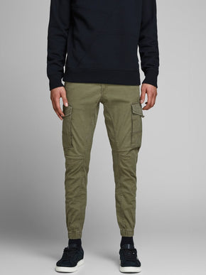 PAUL FLAKE CARGO JOGGER PANTS