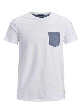 PREMIUM POCKET T-SHIRT
