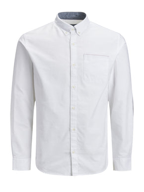 PREMIUM SHIRT WITH ELBOW PATCHES