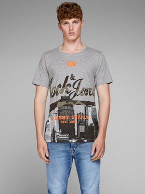 ORIGINALS CITY PRINT T-SHIRT