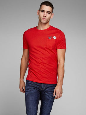 STATEMENT POCKET T-SHIRT