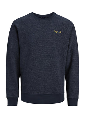 SWEATSHIRT WITH ORIGINALS SCRIPT LOGO
