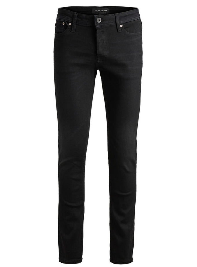 SLIM FIT GLENN 770 BLACK JEANS BLACK DENIM