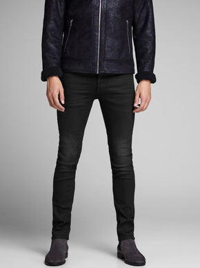 SLIM FIT GLENN 770 BLACK JEANS