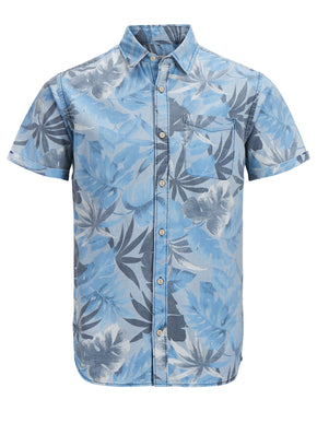 PREMIUM FLORAL SHORT SLEEVE SHIRT