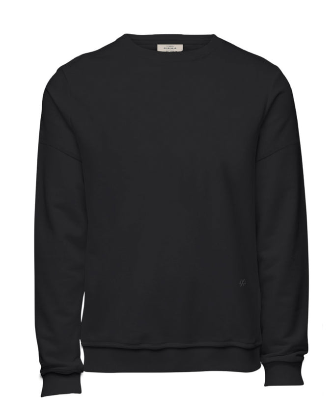 OVERSIZE BASIC SWEATSHIRT TAP SHOE