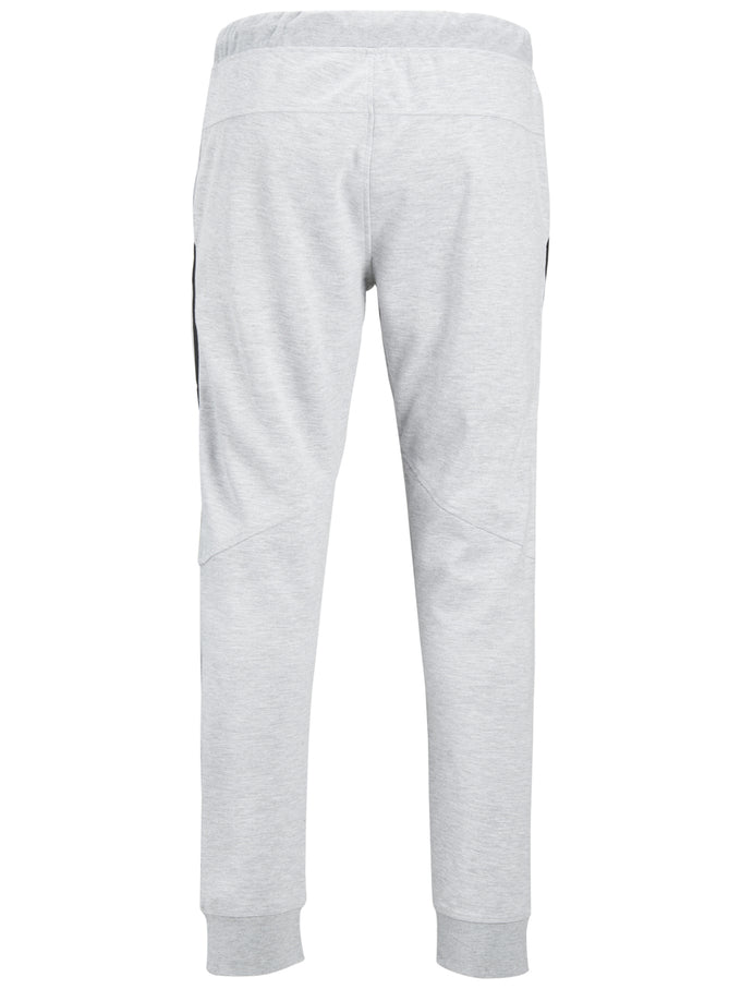 PANTALON OUATÉ PERFORMANCE GRIS PALE