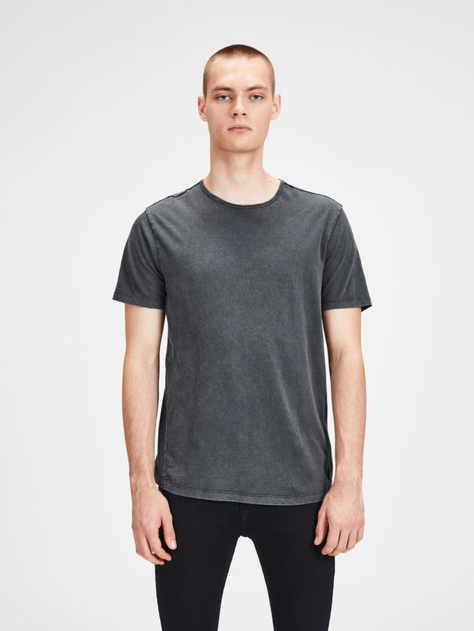 PREMIUM WASHED T-SHIRT BLACK
