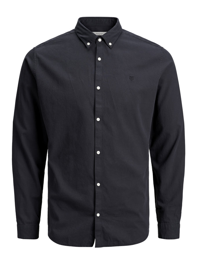 DURABLE COTTON PREMIUM SHIRT BLACK