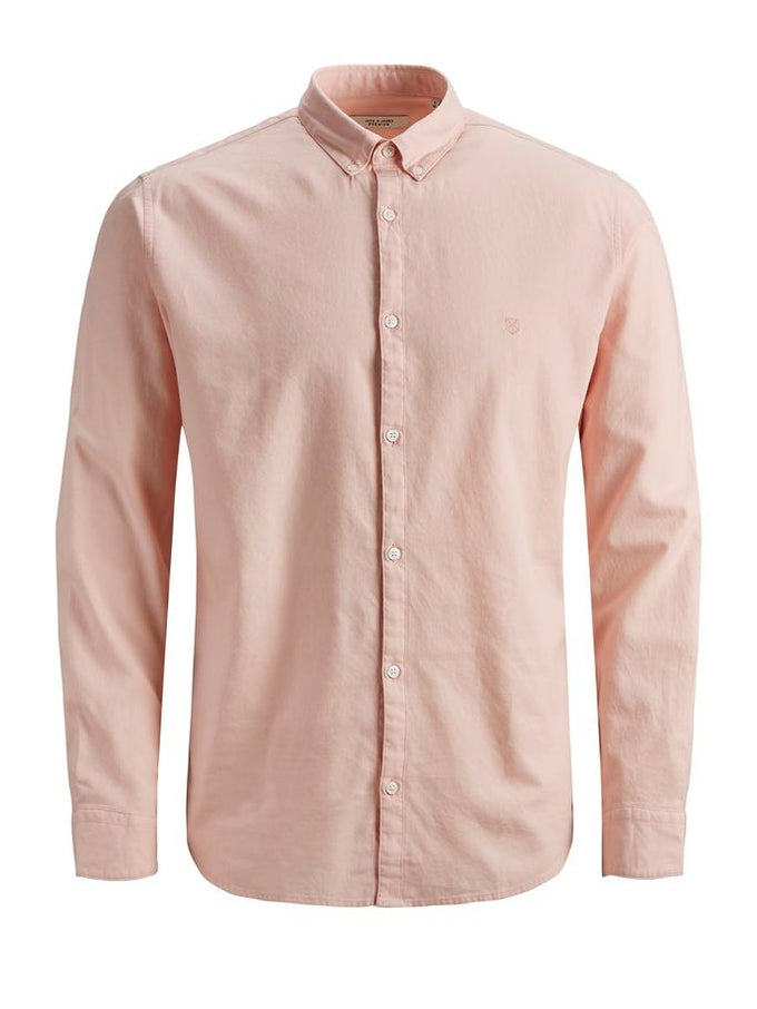 DURABLE COTTON PREMIUM SHIRT PALE BLUSH