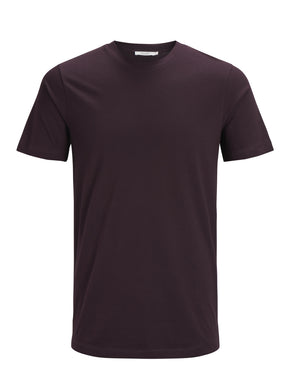 COTTON-MODAL SOLID T-SHIRT