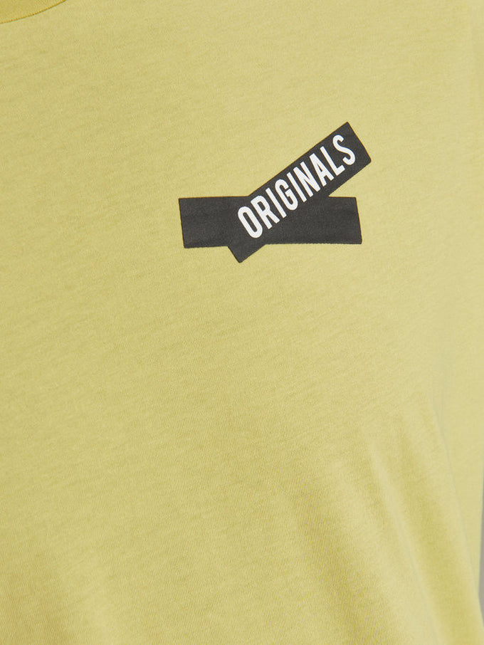 ORIGINALS STATEMENT T-SHIRT ENDIVE