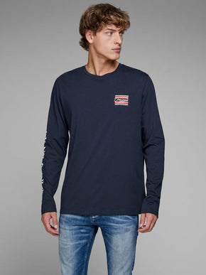 ORIGINALS FLAG LONG SLEEVE T-SHIRT