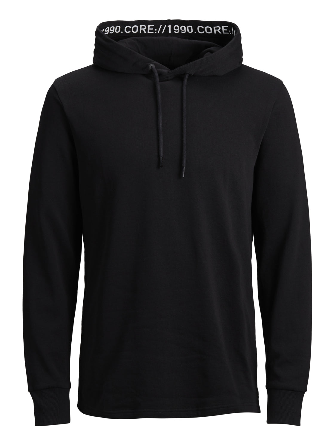 7b60313d5 CORE HOODIE WITH TAPE DETAILS