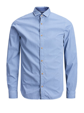PREMIUM SLIM FIT PATTERNED SHIRT