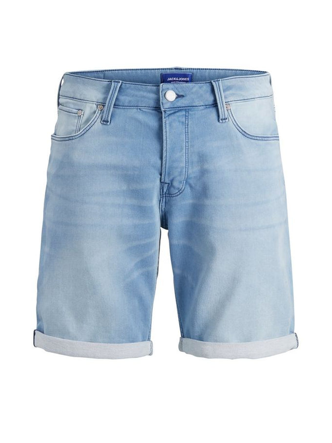 SHORT RICK 849 EN DENIM DENIM BLEU