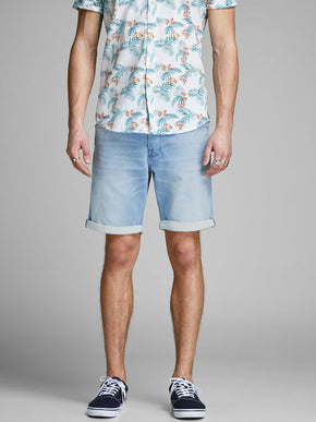 SHORT RICK 849 EN DENIM