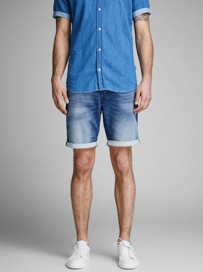 SHORT RICK 851 EN DENIM