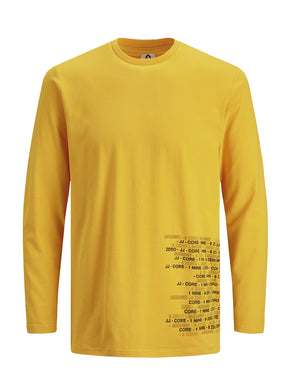 LONG SLEEVE CORE 1990 T-SHIRT