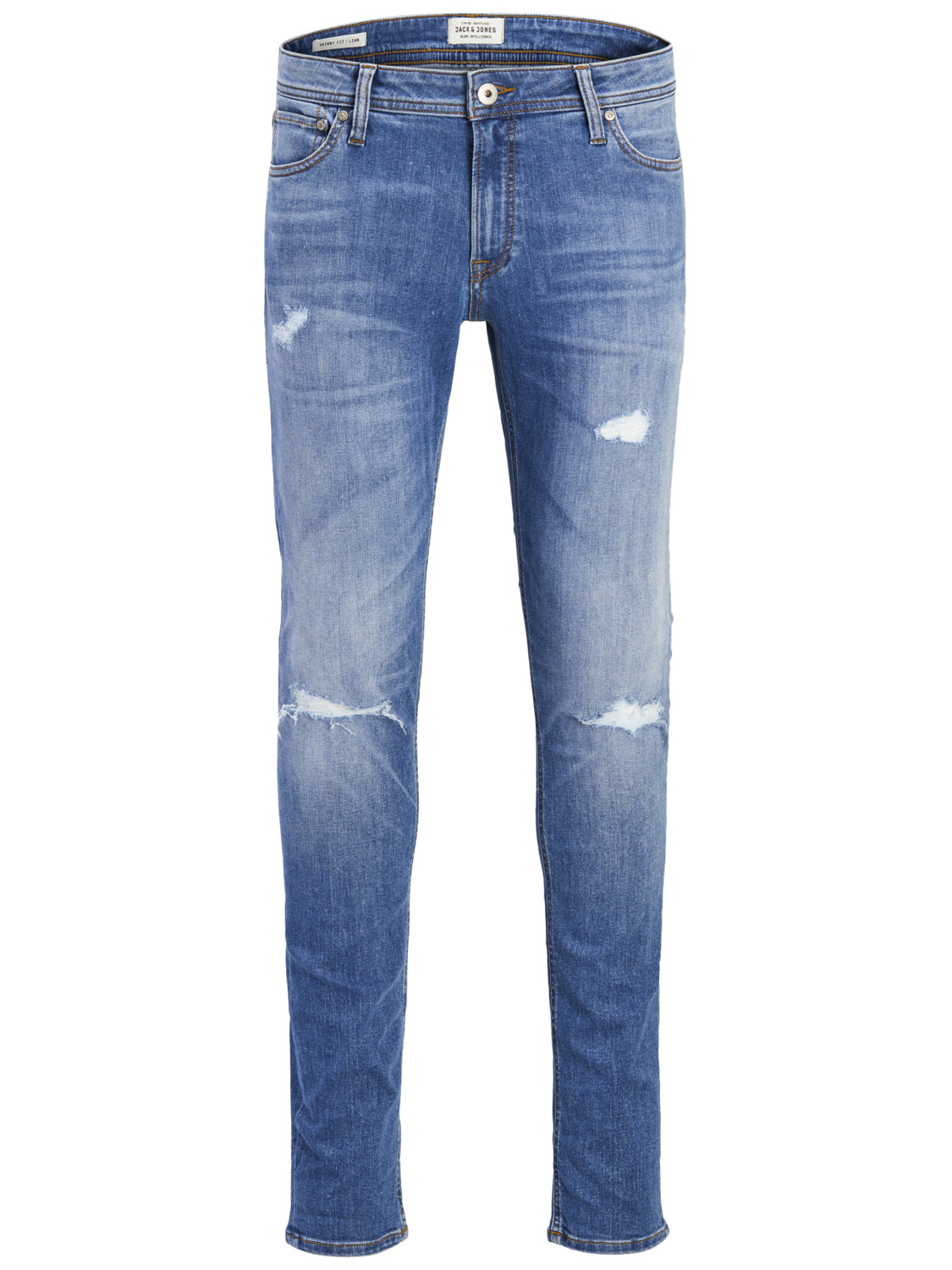 best sneakers e7439 27a14 SKINNY FIT LIAM 820 JEANS WITH USED DETAILS