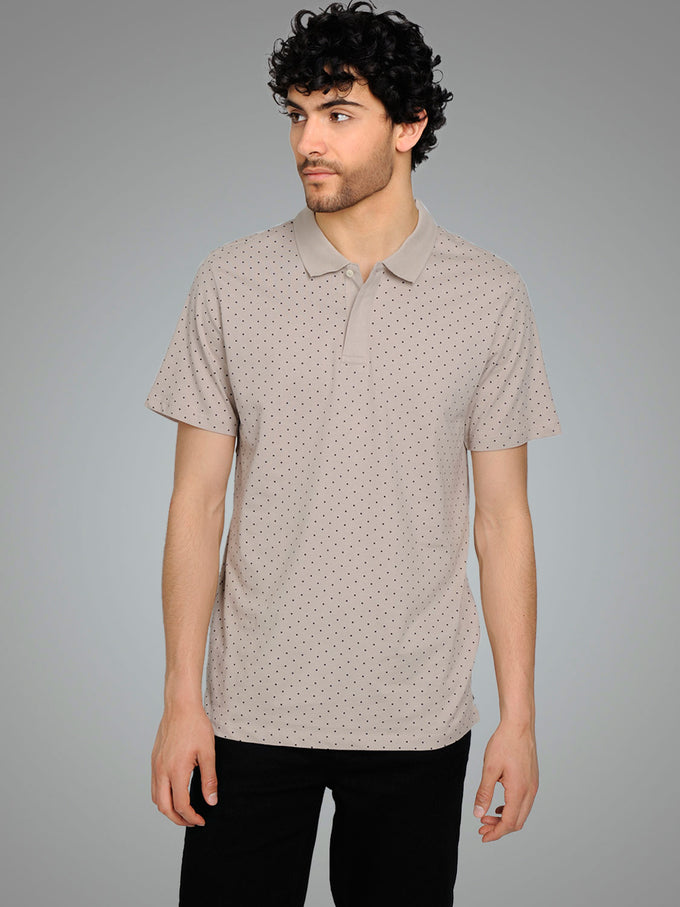 DOTTED POLO STRING
