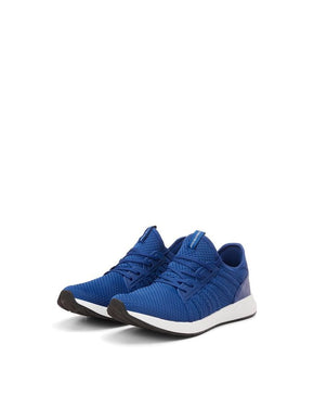 FINAL SALE – LIGHTWEIGHT BLUE MESH SNEAKER