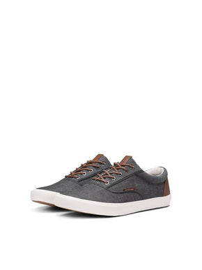 CHAMBRAY STYLE CANVAS SNEAKERS