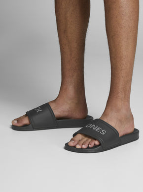 JACK & JONES BLACK POOL SLIDERS