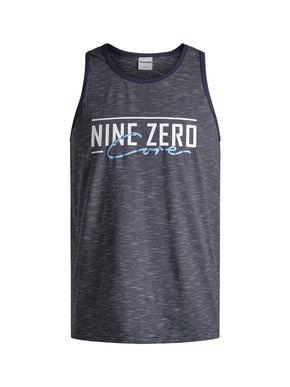 CORE TANK TOP WITH CONTRAST EDGES