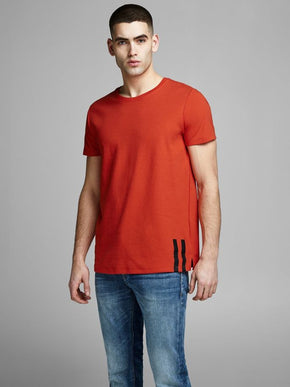 URBAN CORE T-SHIRT WITH STRIPES
