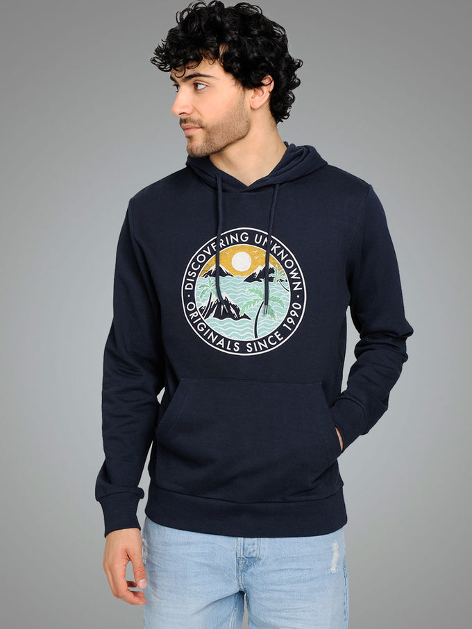 SUMMERTIME ORIGINALS HOODIE TOTAL ECLIPSE