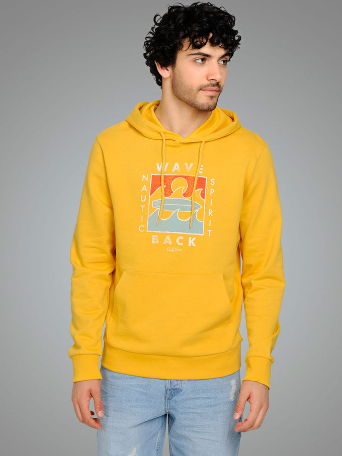 SUMMERTIME ORIGINALS HOODIE YOLK YELLOW