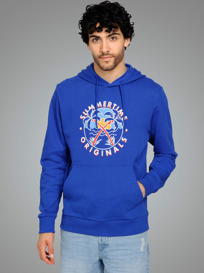 SUMMERTIME ORIGINALS HOODIE SURF THE WEB