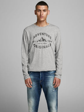 TRAVELLER LONG SLEEVE T-SHIRT