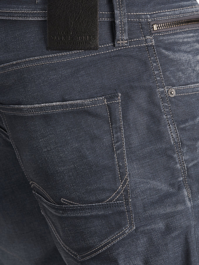 SLIM FIT TIM 871 DARK RINSE JEANS BLUE DENIM