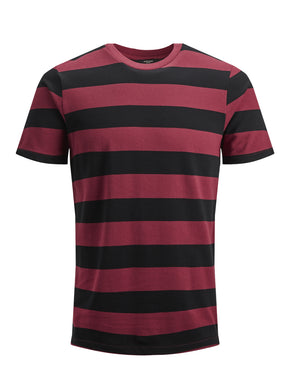 PREMIUM STRIPED T-SHIRT
