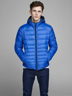 ESSENTIAL WINDPROOF PUFFER JACKET