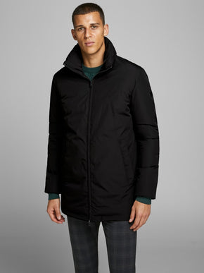 PREMIUM PARKA WITH HIDDEN HOOD