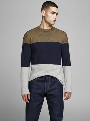 COLOURBLOCK ORIGINALS SWEATER