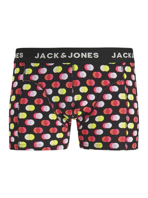 DOTTED PRINT BOXERS