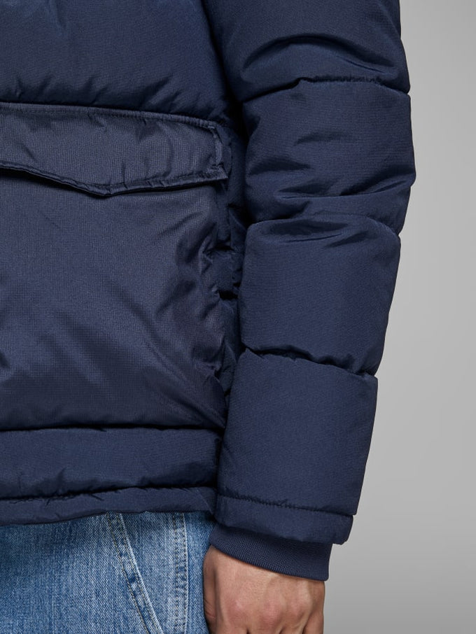 WATER-REPELLENT ADVENTURE JACKET NAVY BLAZER