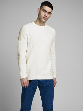 CORE TEXTURED SWEATER