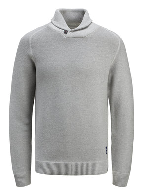 SHAWL NECK ORIGINALS SWEATER