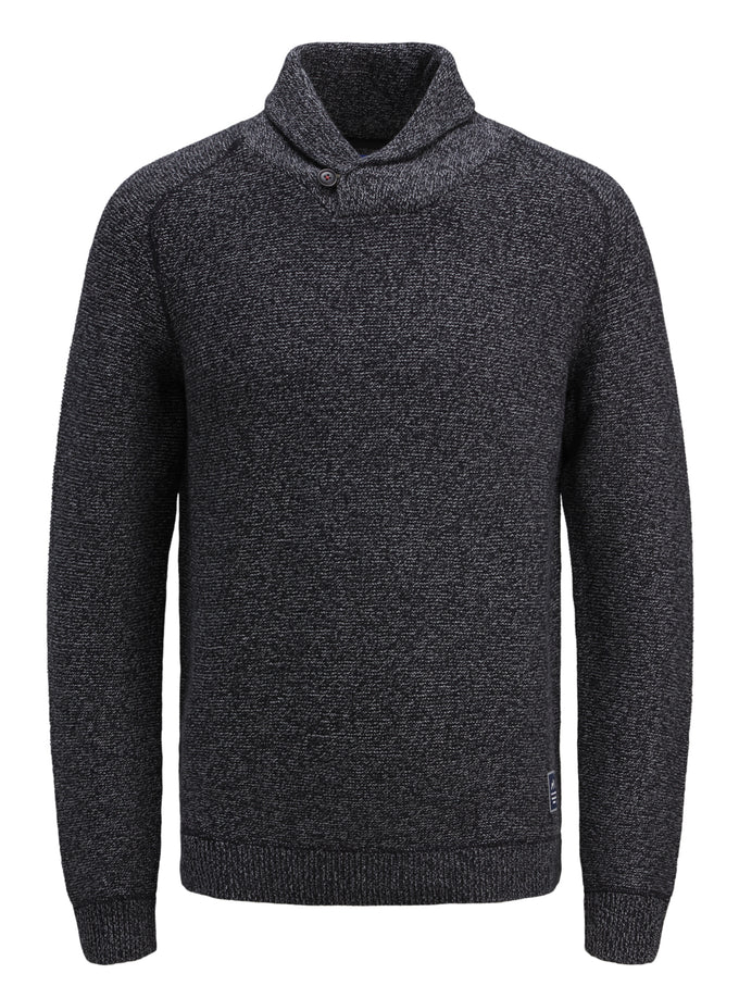 SHAWL NECK ORIGINALS SWEATER TAP SHOE