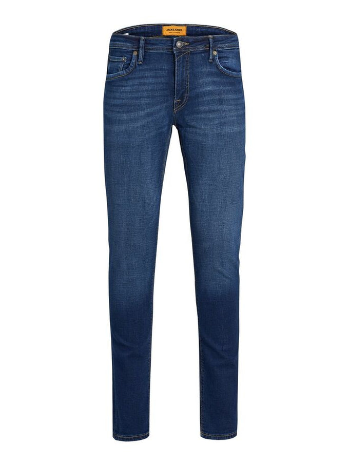 GLENN 889 SLIM FIT JEANS BLUE DENIM