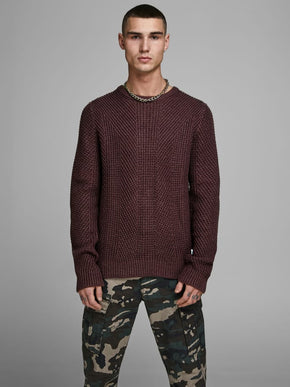 LOOSE FIT CORE SWEATER
