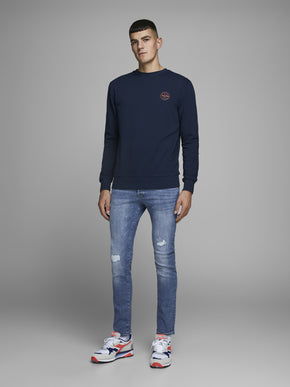 GLENN AM 929 50SPS STRETCH SLIM FIT JEANS