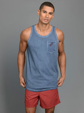 WILLIAMS POCKET TANK TOP