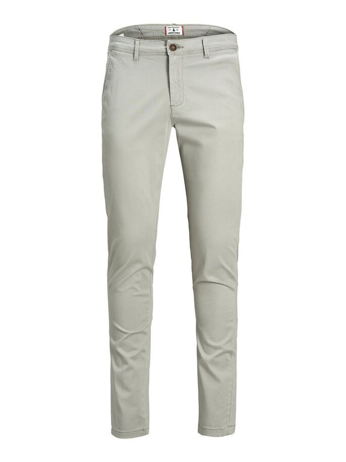 CHINOS MARCO DRIZZLE GRIS